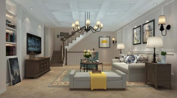 别墅设计展示-春山台
