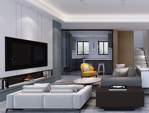 两层别墅设计